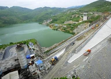 黔中水利枢纽工程大坝